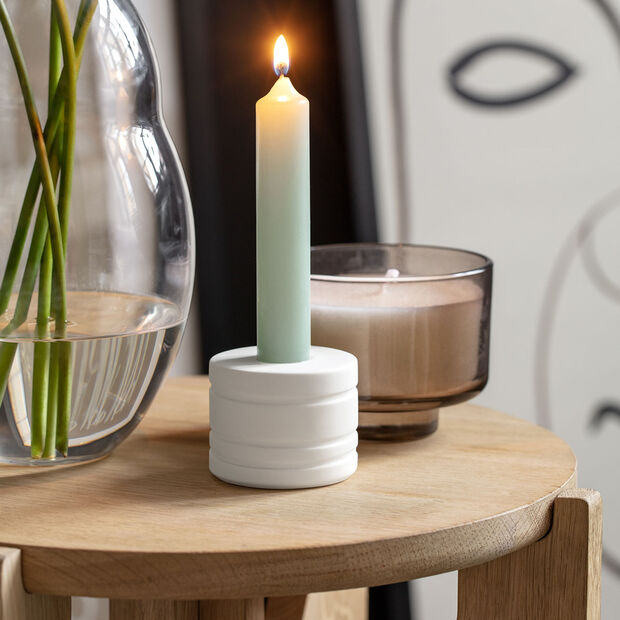 it's my home Candleholder: Leaf, , large