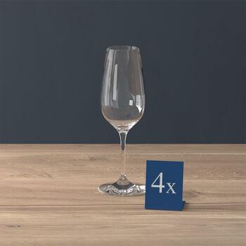 Entrée Champagne, Set of 4