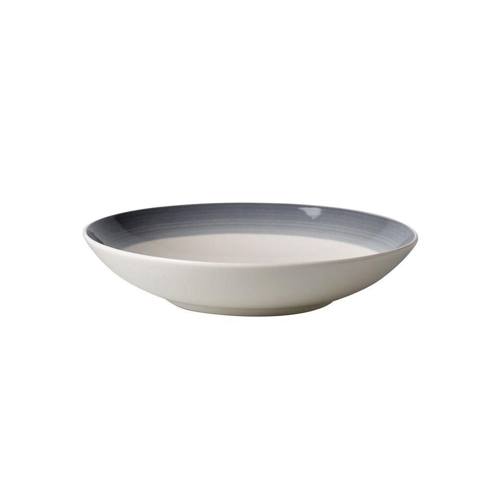 빌레로이 앤 보흐 컬러풀 라이프 파스타 볼 Villeroy & Boch Colorful Life Cosy Grey Pasta Bowl 9.25 in