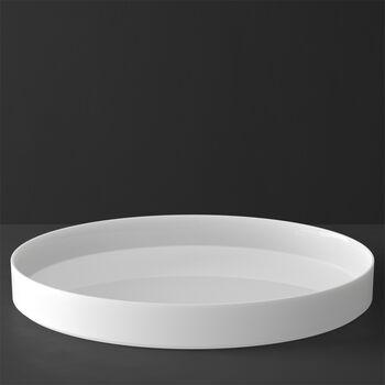 MetroChic Blanc Gifts Round Decorative Bowl