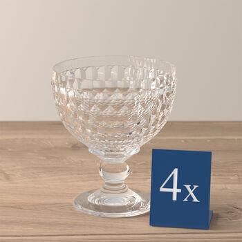 Boston Champagne/Dessert Bowl, Set of 4