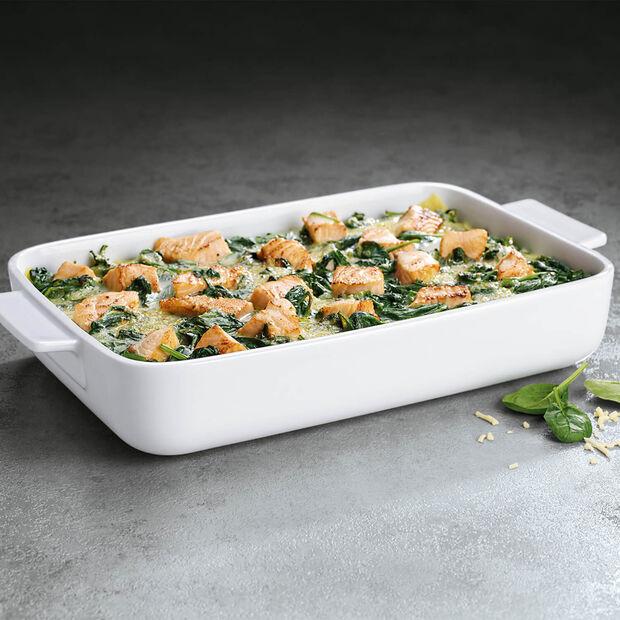Clever Cooking Rectangle Baking Dish, Medium, , large