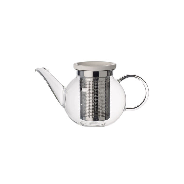 Artesano Hot & Cold Beverages Teapot with Strainer, Small, , large
