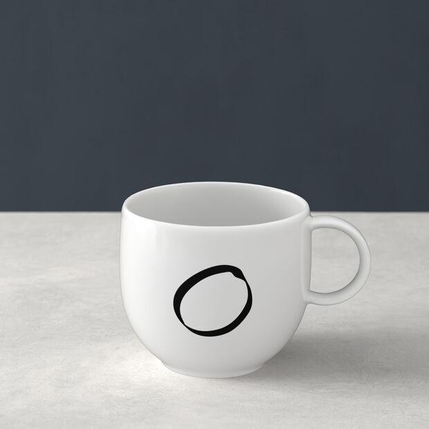 Letters Mug: O, , large