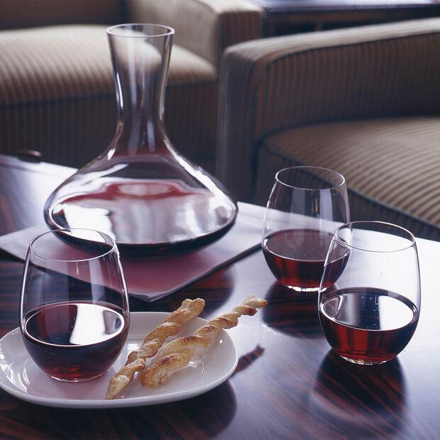 Entrée Stemless White Wine Glass, Set of 4, , large