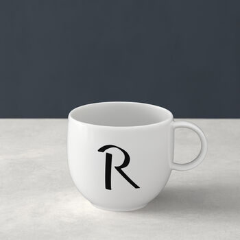 Letters Mug: R