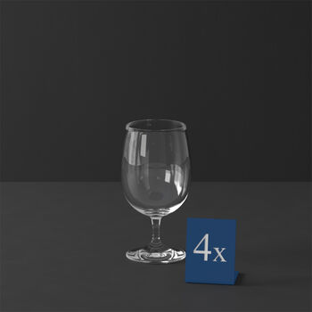 La Divina Water Goblet : Set of 4 5.75 in
