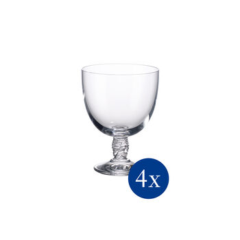 Montauk White Wine, Set of 4