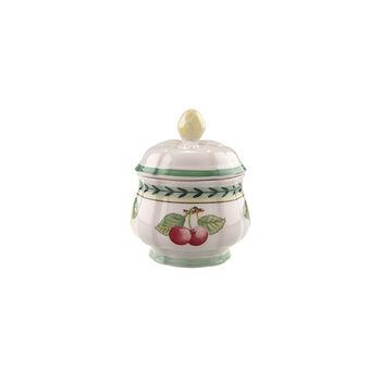 French Garden Fleurence Sugar Bowl