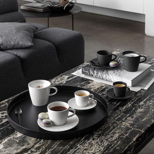 Manufacture Rock Espresso Cup Saucer, , large