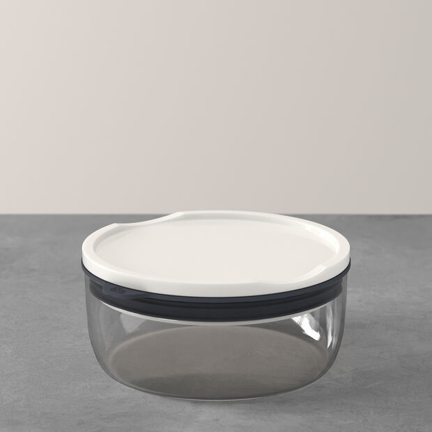 To Go & To Stay Glass Lunch Box, Medium, , large