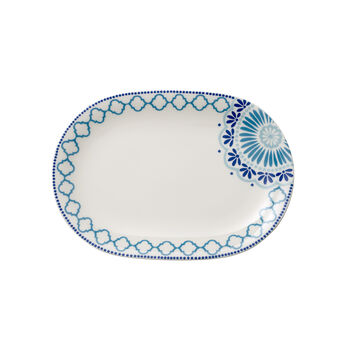 Tea Passion Medina Snack Plates, Set of 2