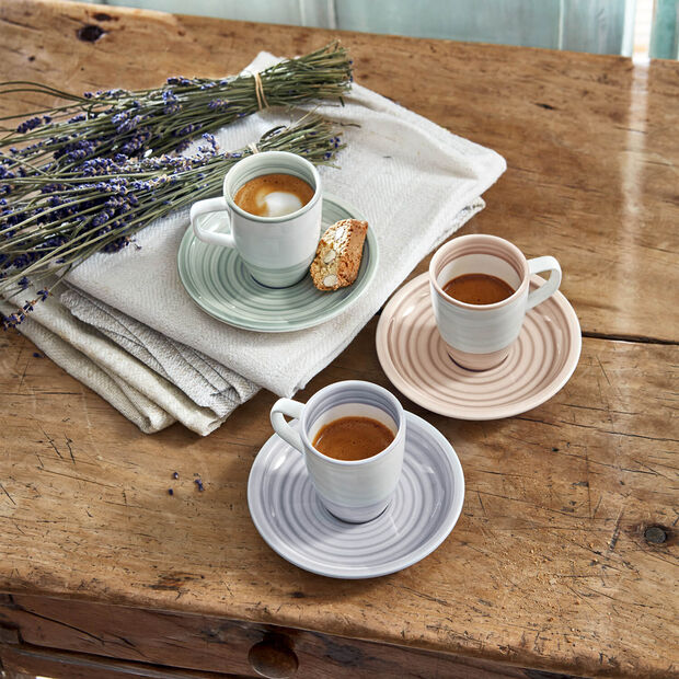 Artesano Nature Bleu Espresso Cup, , large