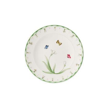 Colourful Spring Appetizer/Dessert Plate