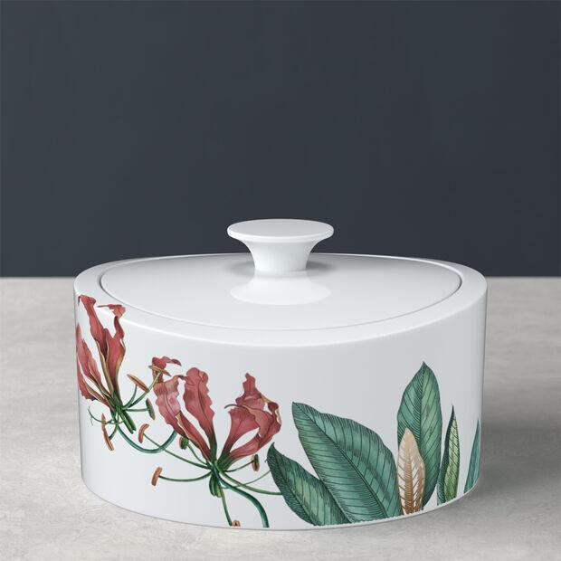 Avarua Gifts Porcelain Box, , large