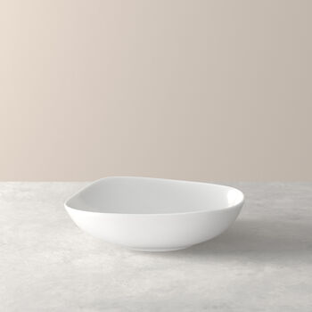 Organic White Pasta Bowl