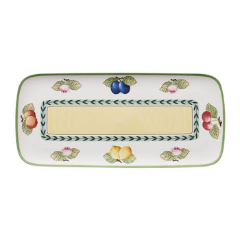 French Garden Charm Sandwich Tray