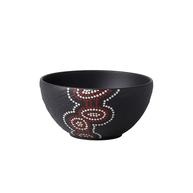 Manufacture Rock Desert Art Rice Bowl, , large