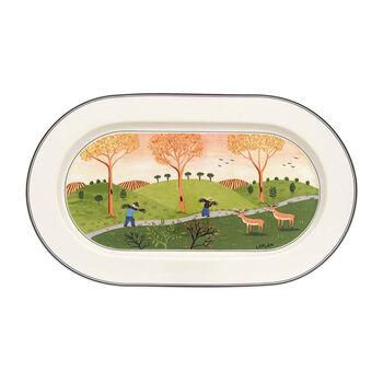 Design Naif Oval Platter