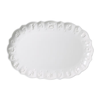 Toy's Delight Royal Classic Oval Platter