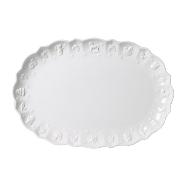 Toy's Delight Royal Classic Oval Platter, , large