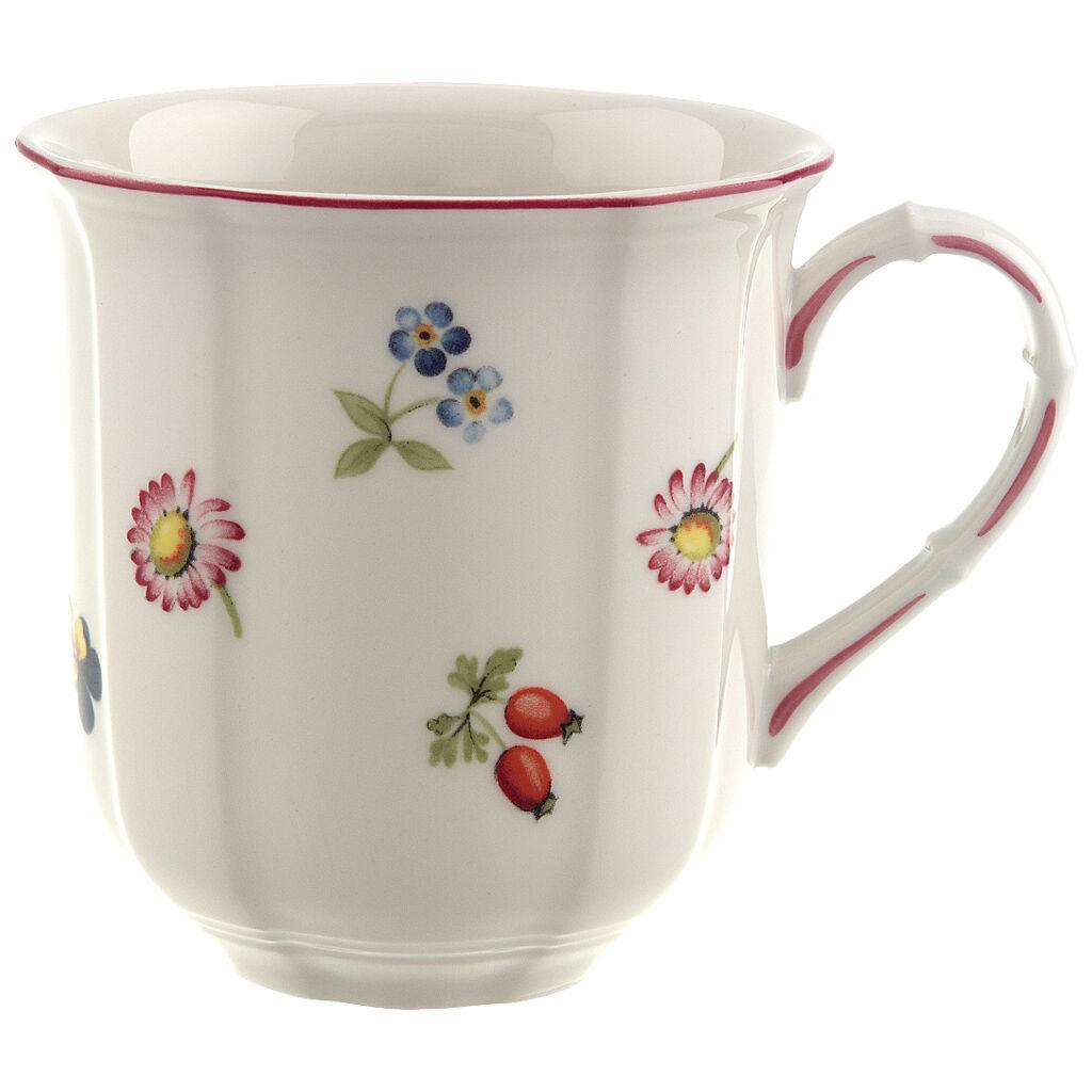 빌레로이 앤 보흐 쁘띠 플러어 머그 Villeroy & Boch Petite Fleur Mug 10 oz