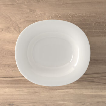 New Cottage Basic Oval Rim Soup