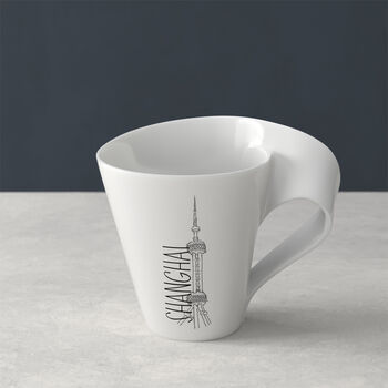 Modern Cities Mug : Shanghai