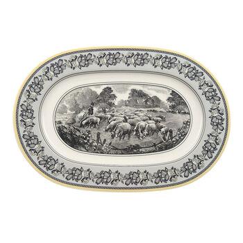 Audun Ferme Oval Platter