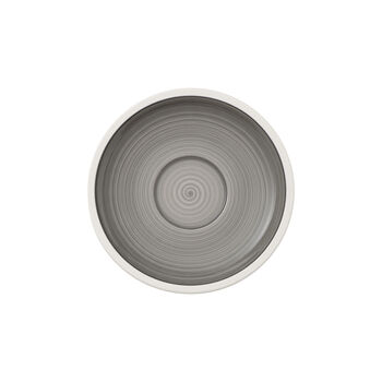 Manufacture Gris Teacup Saucer