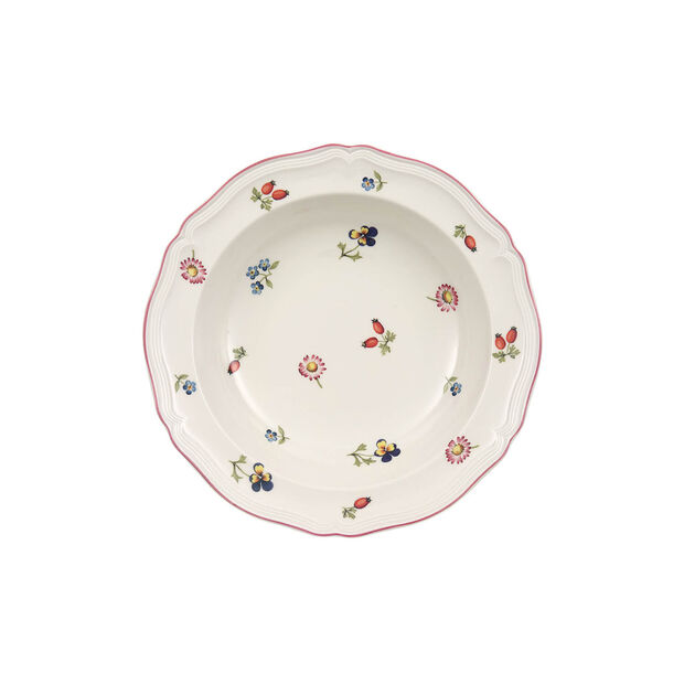 Petite Fleur Cereal Bowl, , large