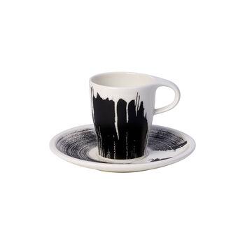 Coffee Passion Awake Doppio Espresso Cup & Saucer Set
