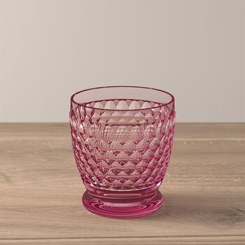 Boston Colored DOF Glass: Rose