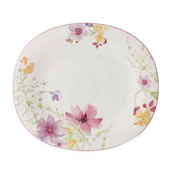 Mariefleur Oval Dinner Plate