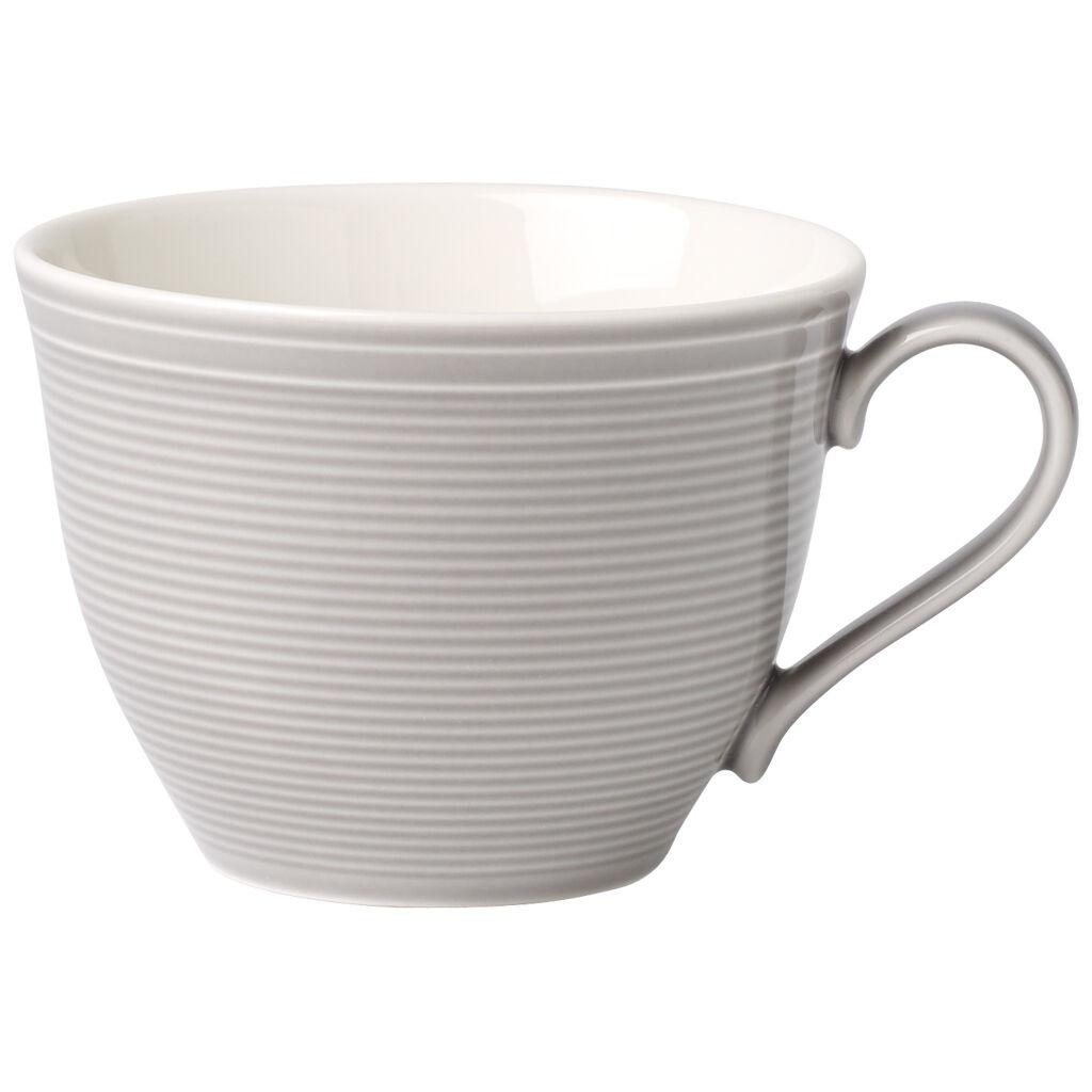 빌레로이 앤 보흐 컬러 루프 커피잔 Villeroy & Boch Color Loop Stone Coffee Cup 8.5 oz