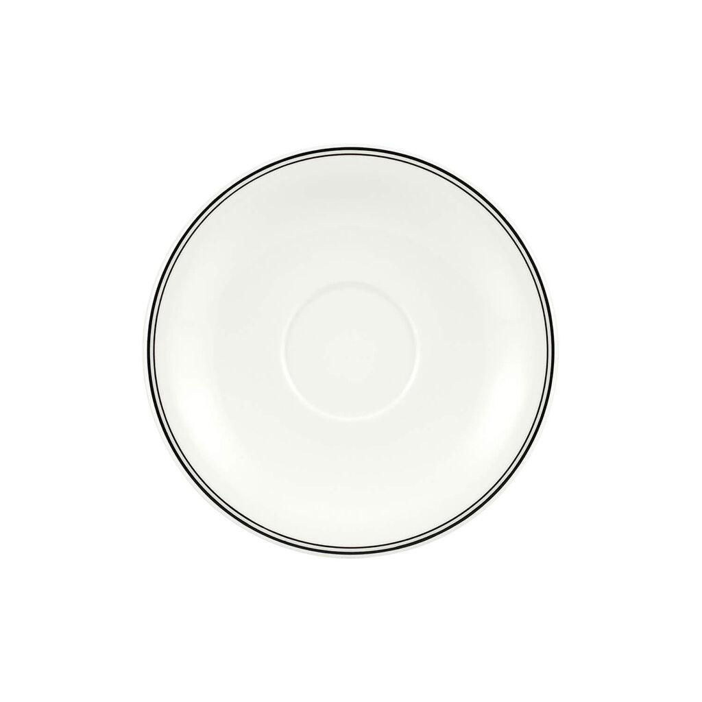 빌레로이 앤 보흐 디자인 나이프 커피잔 받침대 Villeroy&Boch Design Naif Charm Coffee Cup Saucer 7 3/4 in