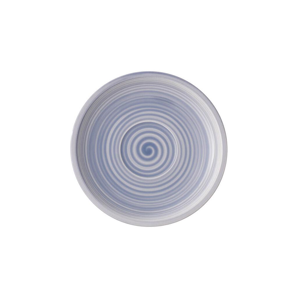 빌레로이 앤 보흐 아르테사노 찻잔 받침대 Villeroy & Boch Artesano Nature Bleu Tea Cup Saucer 6.25 in