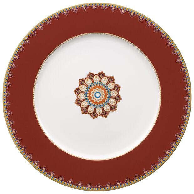 Classic Buffet Plate: Rubin, , large