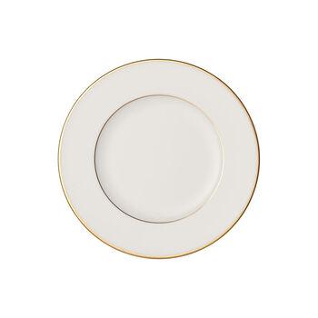 Anmut Gold Appetizer/Dessert Plate