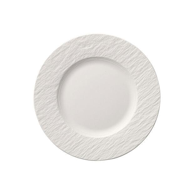 Manufacture Rock Blanc Salad Plate, , large