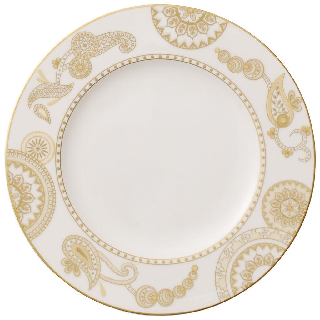빌레로이 앤 보흐 접시 Villeroy & Boch Anmut Samarah Bread & Butter Plate 6.25 in