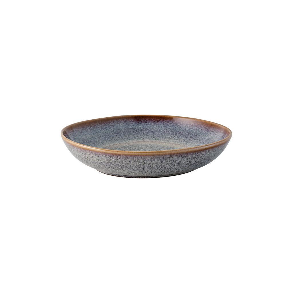 빌레로이 앤 보흐 '라브' 플랫 볼 스몰 Villeroy & Boch Lave beige Bowl flat small