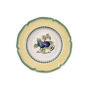 French Garden Valence Plum Rim Soup