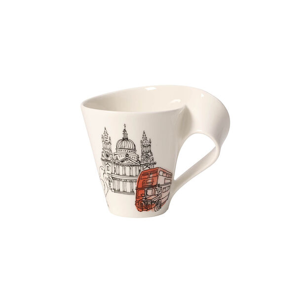 Cities of the World Mug: London, , large