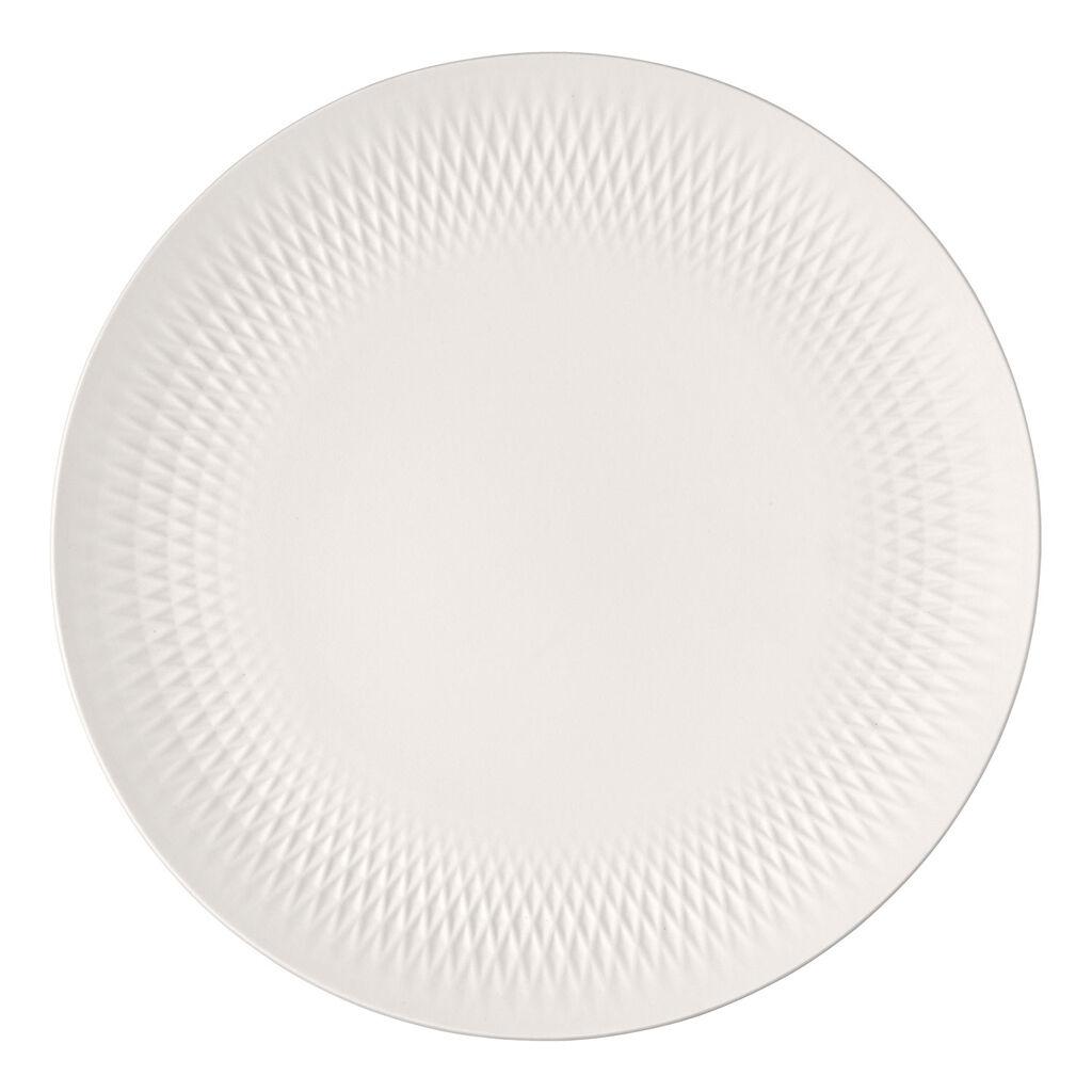 빌레로이 앤 보흐 접시 Villeroy & Boch Manufacture Collier blanc Centerpiece