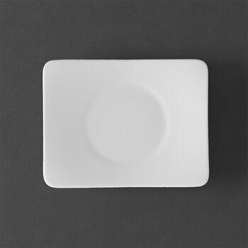 Modern Grace Round Teacup Saucer