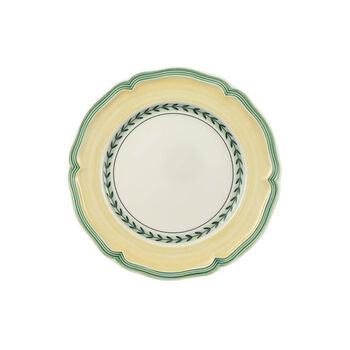 French Garden Vienne Salad Plate