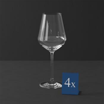 La Divina Red Wine : Set of 4 9.25 in