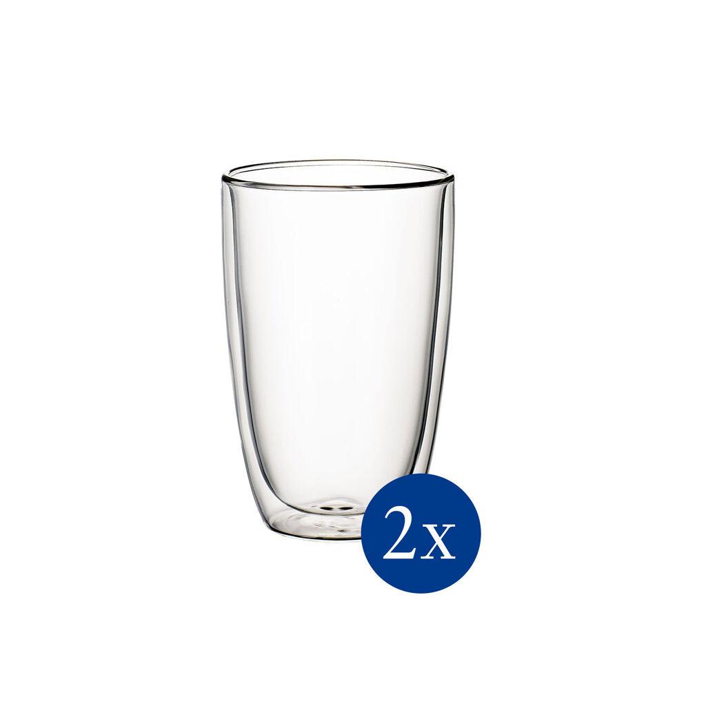 빌레로이 앤 보흐 아르테사노 텀블러 엑스 라지 2세트 Villeroy & Boch Artesano Hot Beverages Tumbler : Extra Large-Set of 2 15.25 oz