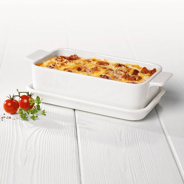 Pasta Passion Individual Lasagne Dish & Lid, , large